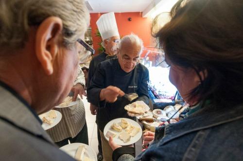 Degustação de queijos  - Fotos Filico