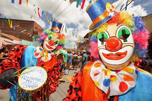 Desfile dos Papangus - Bezerros