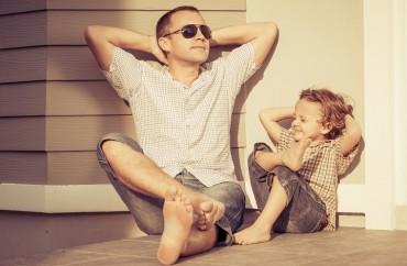 Dia dos Pais. Foto: Shutterstock