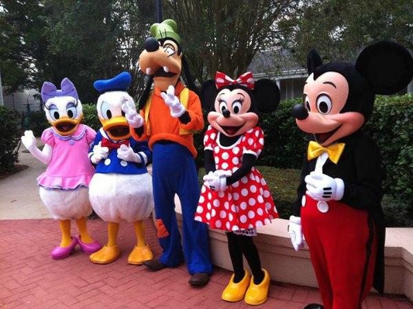 Disney 600