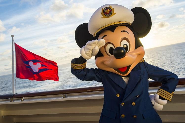 navios de cruzeiro da Disney