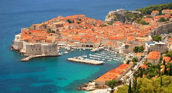 Dubrovnik, Croácia