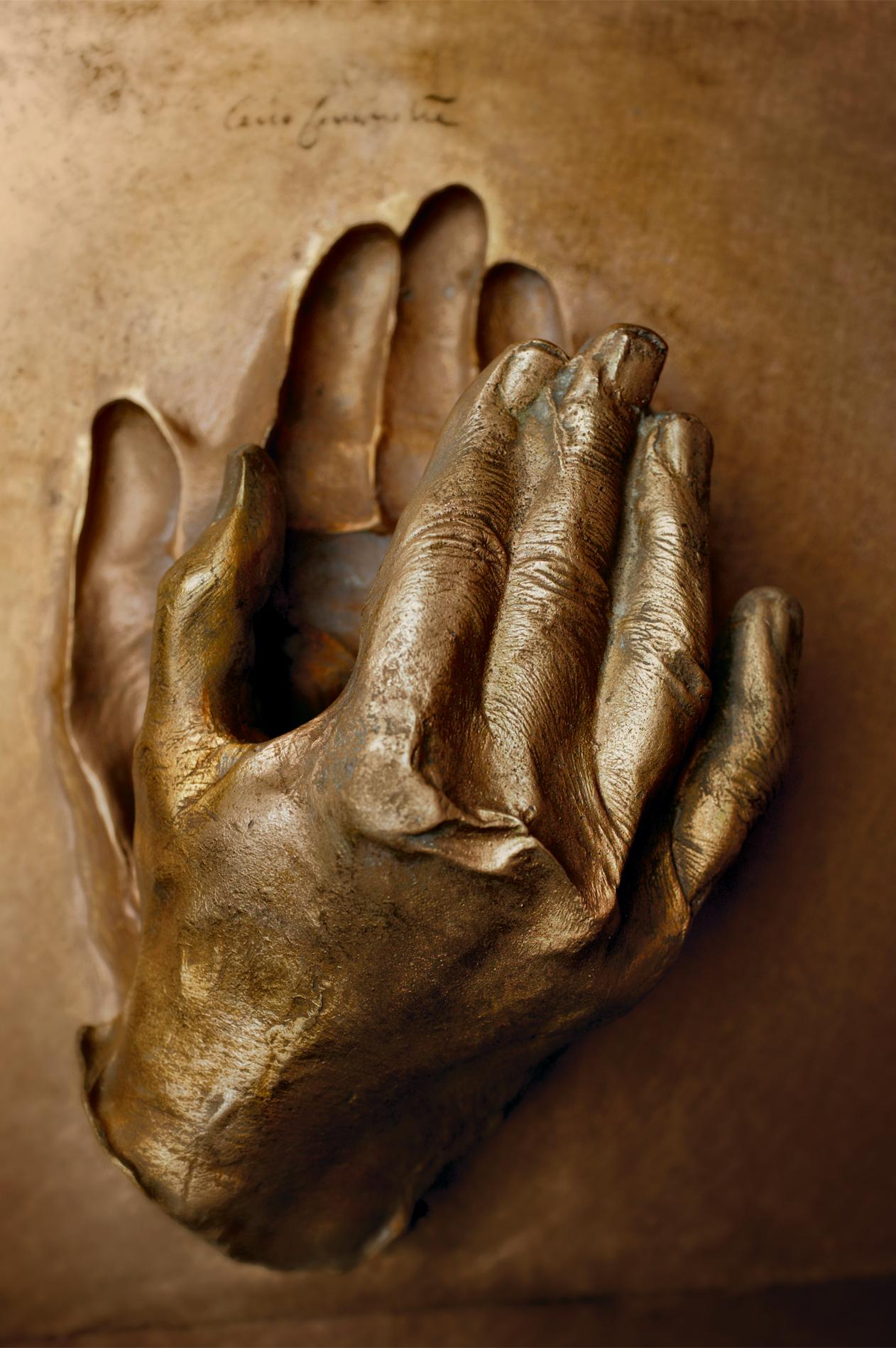 Mão de João Paulo II