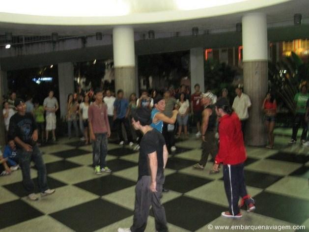 Ensaio Aberto - Dança de Rua no Centro cultural Dragão do mar