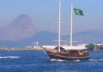 Escuna Nogueira da Gama - Foto: Divulgação DPHDM