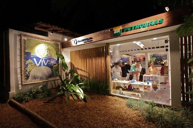 Espaço Coral Vivo Mucugê - fachada lado