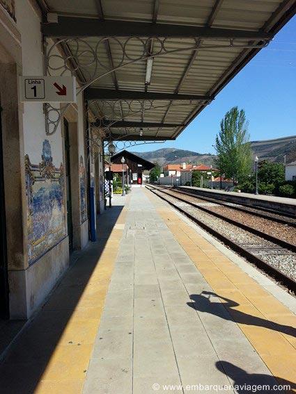 Estação de trem do Douro