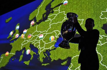 Euro 2020 capa