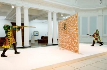 Exposição de Arte Africana Contemporânea