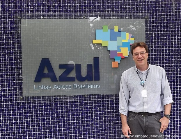 Fabio Marão - Gerente de Marketing Interativo da Azul