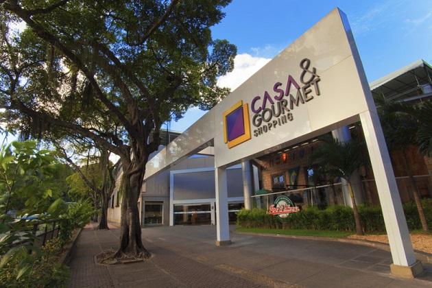 Fachada Casa & Gourmet Shopping bx