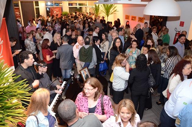 Profissionais de turismo no lançamento do evento. Foto: Cleiton Thiele/SerraPress