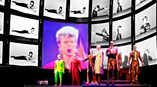 Figurinos Bowie