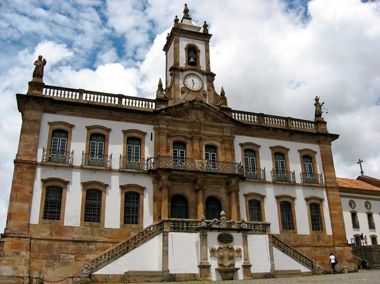 Museu da Inconfidência, Ouro Preto, Minas Gerais