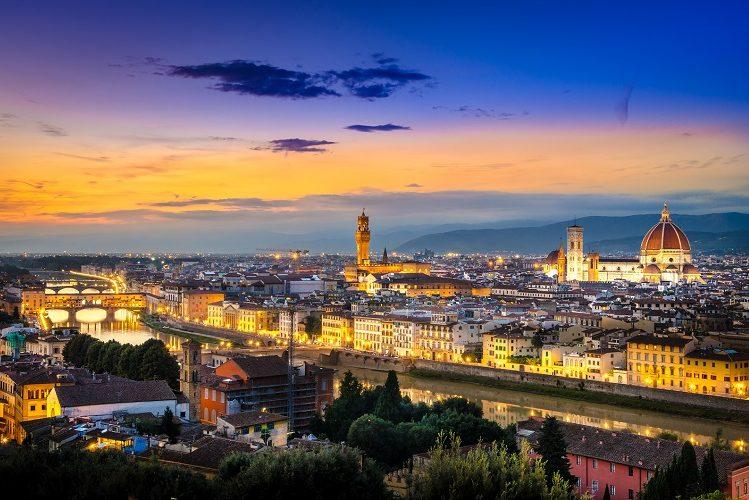 Florença, a capital da Toscana, reúne arte e história