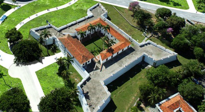 Forte Cinco Pontas, Foto Divulgação