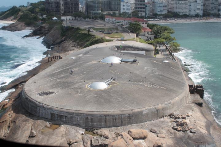Forte de Copacabana, Foto Divulgação