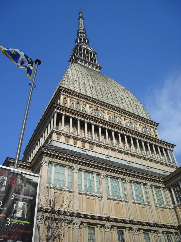 Mole Antonelliana - Símbolo arquitetônico de Torino