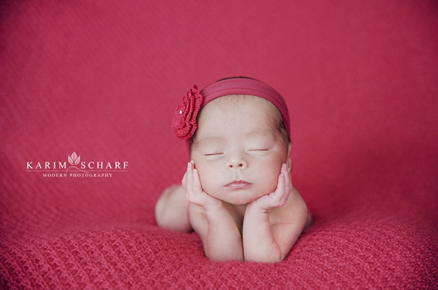 Fotografia Newborn - KARIM SCHARF