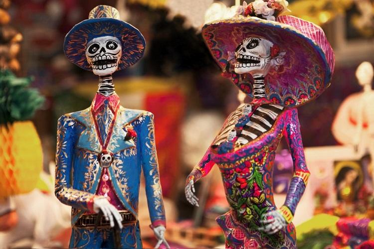 O Dia de Los Muertos, no México