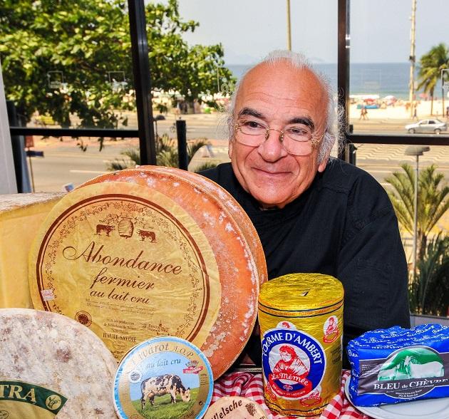 Gérard Poulard. Foto: Filico
