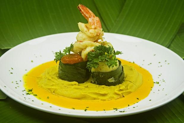 Gourmet Tropical - Linguado ao Thermidor