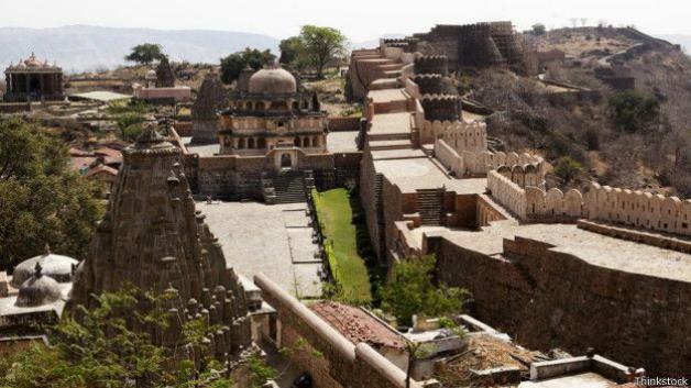 Grande Muralha da Índia