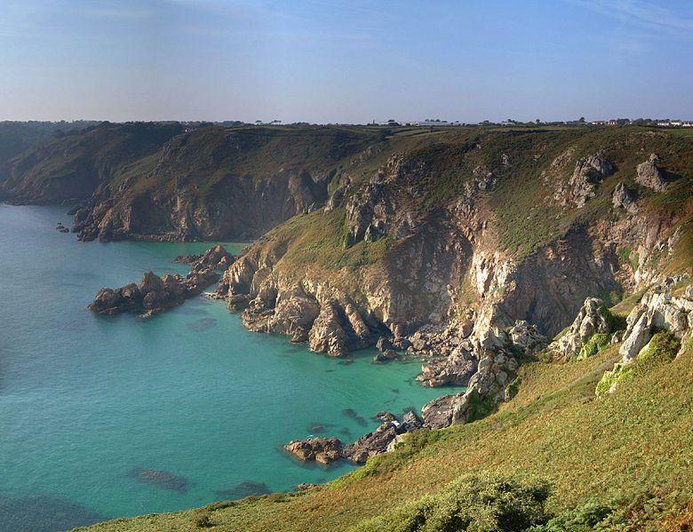Guernsey, Ilhas do Canal