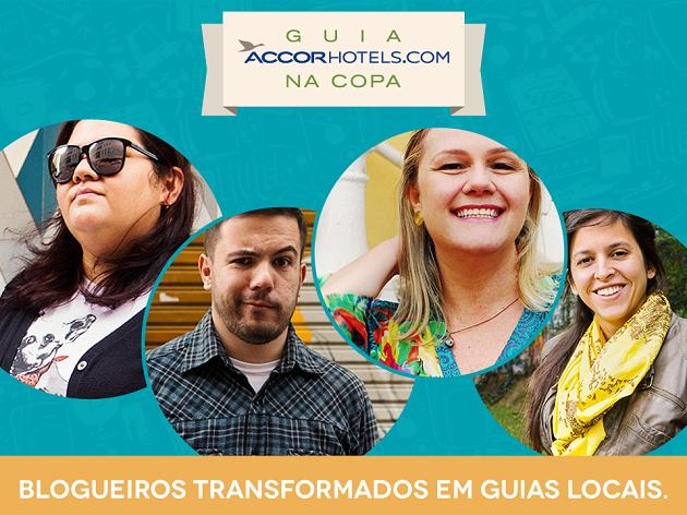 Guia Accorhotels blogueiros