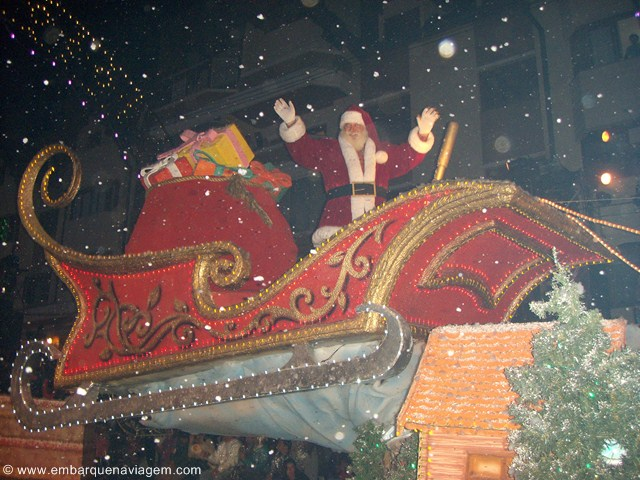 Parada Natal Luz