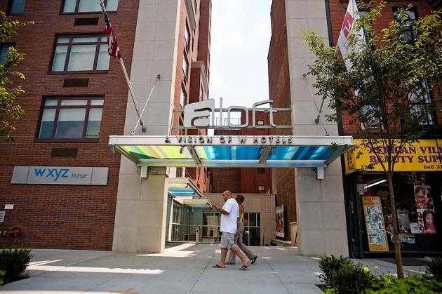 Harlem Aloft Hotel em Manhattan - Foto: Natalie Keyssar