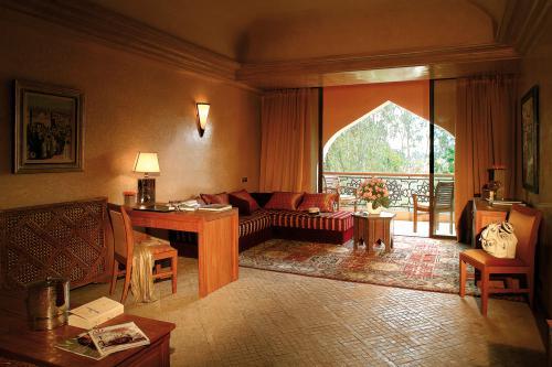 Hotel Es Saadi Palace & Villas, no Marrocos