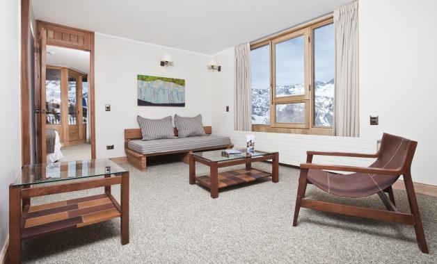 Hotel Valle Nevado Suite III