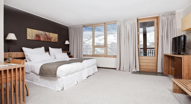 Hotel Valle Nevado doble