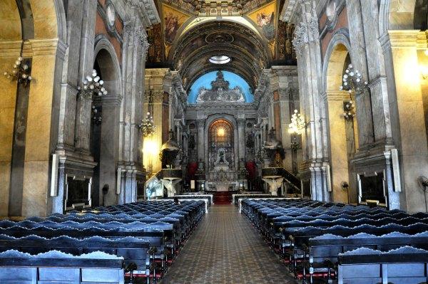 Igreja da Candelária  Foto de Alexandre Macieira