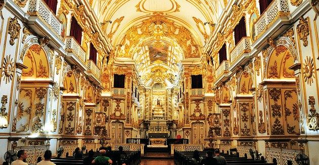 Igreja de N. S. do Carmo da Antiga Sé - Foto Alexandre Macieira Riotur