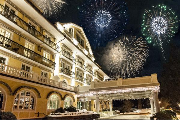The Grand Hotel Bellevue – Gstaad, Suíça