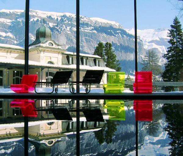 Grand Hotel at Waldhaus Flims Mountain Resort & Spa – Flims Waldhaus, Suíça
