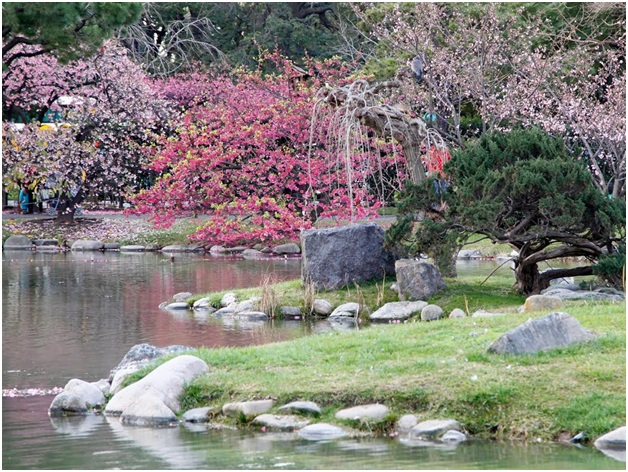 Jardín Japonés - Argentina. Foto: Divulgação