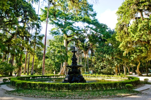 Jardim Botânico  [Foto Pedro Kirilos 600