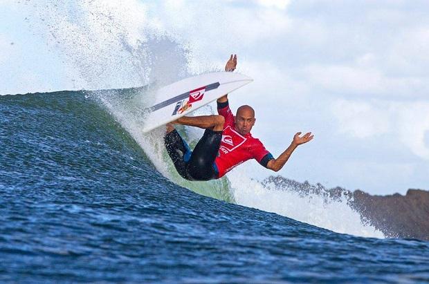 Kelly Slater. Foto: ASP World Tour Surfing
