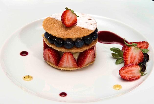 L'Etoile - Mil Frutas com frutas vermelhas
