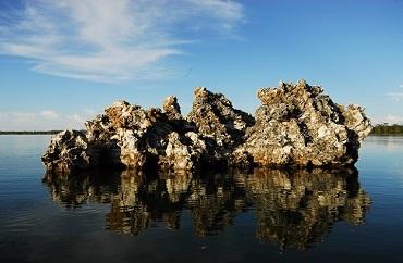 Lagoa da Confusão, no Tocantins
