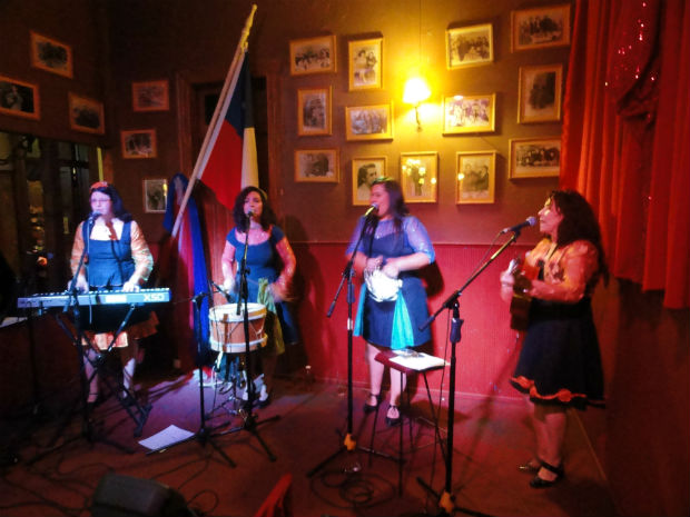 Grupo musical Las Primas