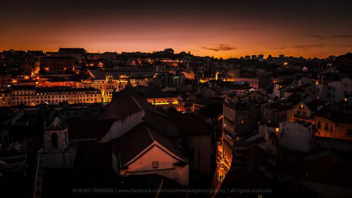 Lisboa by Nuno Trindade