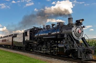 Locomotiva, trem , maria fumaça