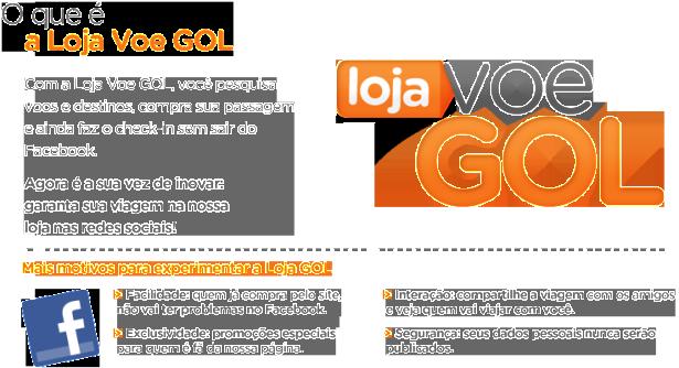 Loja Voe GOL