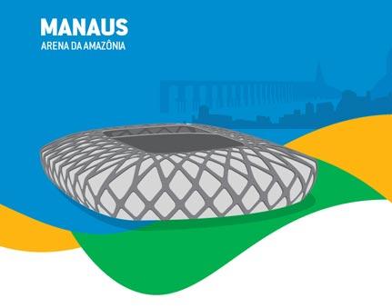 Manaus - Arena da Amazônia