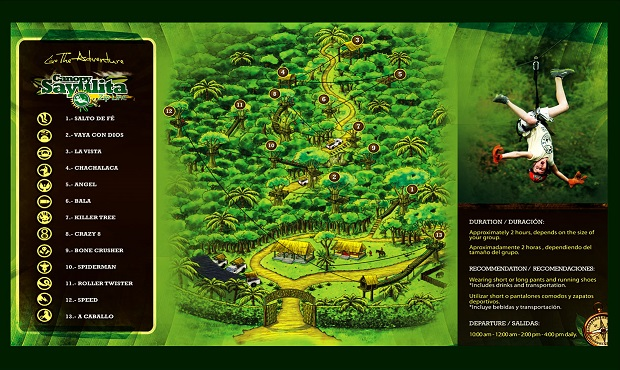 Mapa Rancho Mi Chaparrita