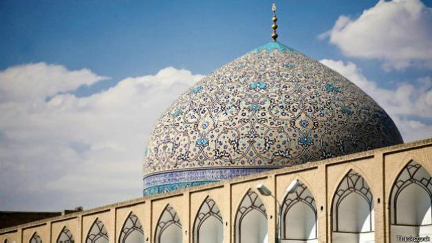 Mesquita do Xeque Lotfollah, Ispaã, Irã